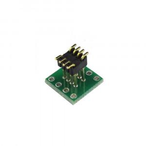 Adapter DIP8 na SOP8 z pinami