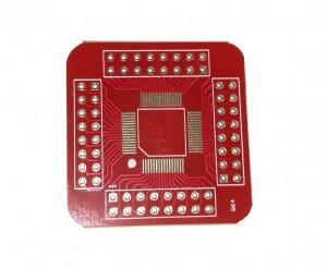 Adapter LQFP64 na DIP