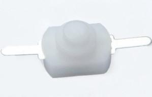 PB-1208 Biały bistabilny ON-OFF 1A 30V
