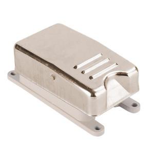 Przełącznik nożny ON-(ON) 10A 380V PN16
