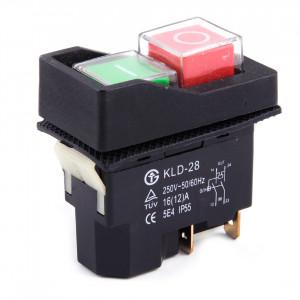 Wyłącznik elektromagnetyczny KLD-28 16A/250V