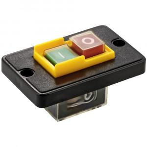 Wyłącznik elektromagnetyczny KJD6 6A/250V z ramką