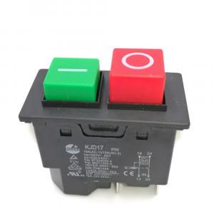 Wyłącznik elektromagnetyczny KJD17 16A/240V