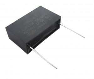 Kondensator silnikowy 2.75uF/450VAC do PCB CBB61