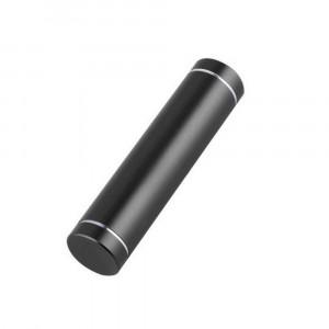 Obudowa powerbank na 1 akumulator 18650 (USB 5V 1A) czarny