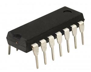 LM339 ( LM339NE DIP14 ST L=25 )