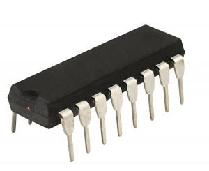 LS153 ( SM74LS153 L=25 TI )