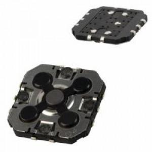 Przełącz joystick SMD 5 pozycji 10mm x 10mm h=1,5mm