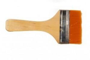 Pędzel ESD drewniany, szerokość: 70mm