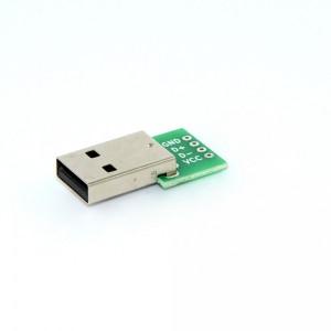 Wtyk USB A do płytki prototypowej T2