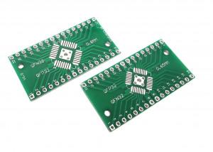 Adapter QFP32/QFN32 na DIP32