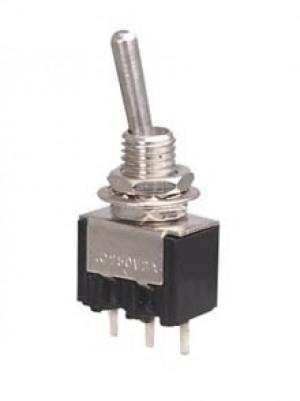 MTS103-A2 3A 250V pojedynczy ON-OFF-ON druk