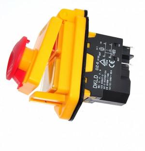 Wyłącznik elektromagnetyczny DZ6 4pin 16A/240V