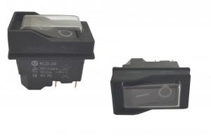 Wyłącznik elektromagnetyczny D-28 16A/250V