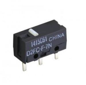Wyłącznik krańcowy mini D2FC-F-7N (do myszek)