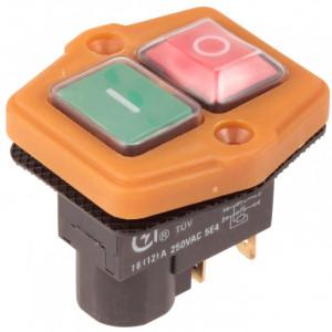 Wyłącznik elektromagnetyczny do wiertarki stołowej CK21 5pin 16A/250V z ramką