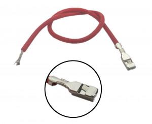 Konektor 2.8mm z przewodem 15cm do przełączników wandaloodpornych