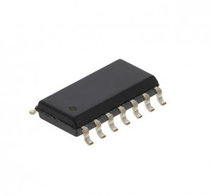 HCT14 -SMD ( MM74HCT14 TI )