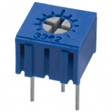 Potencjometr precyzyjny 3362P 1M Ohm 7mm l=50szt