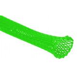 Oplot poliestrowy 15mm/25mm R=100m zielony neonowy