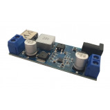 Przetwornica napięcia Step-Down 5-24V->5V USB