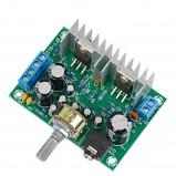Moduł wzmacniacza TDA2030 2x15W (KIT- do samodzielnego montażu)