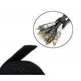 Opaska/organizer rzepowy do kabli 20mm
