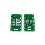 Adapter SOP24/SOIC24/SSOP24/TSSOP24 na DIP24