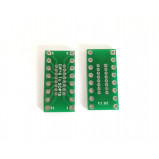 Adapter DIP16 na SO16 bez pinów