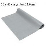 Podkładka silikonowa 40x20cm grubość=2,0mm