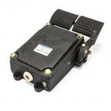 Przełącznik nożny ON-(ON) 10A 250V, bez osłony PN13