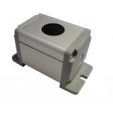 Obudowa aluminiowa do przełącznika wandaloodpornego 1x19mm